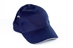 Baseball cap. On white background Royalty Free Stock Image