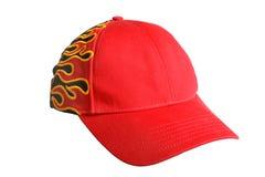 Baseball cap. Isolated on the white background Stock Photo