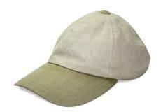 Baseball cap. On white background Royalty Free Stock Image