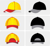 Baseball_cap Royalty Free Stock Photos