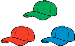 Baseball cap hat Royalty Free Stock Image