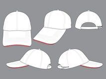Baseball cap for template vector illustration