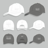 Baseball cap Stock Images