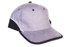Baseball cap on white background, protection from sun Royalty Free Stock Image