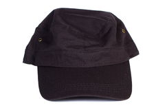 Baseball cap on white background, protection from sun Stock Photos