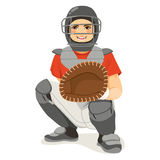 Baseball Catcher Stock Images