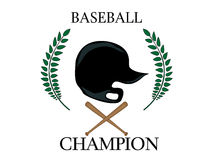 Baseball Champion 2 Stock Photo