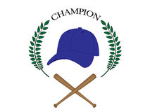Baseball Champion 3 Stock Image