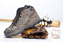 Baseball Cleats Stock Photos