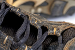 Baseball Cleats Royalty Free Stock Photography