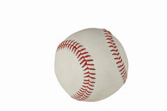 Baseball with Clipping Path Royalty Free Stock Images