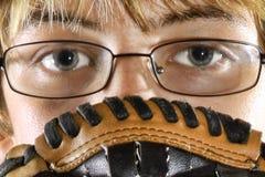 baseball close-up Stock Images