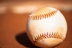 Baseball Close Up Royalty Free Stock Photo