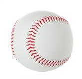 Baseball close up on white background Stock Photo