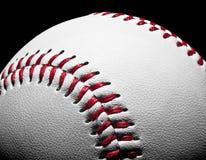 Baseball Closeup Stock Photography