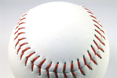 Baseball Closeup Royalty Free Stock Photo