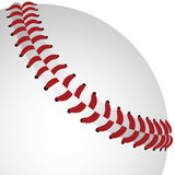 Baseball closeup Royalty Free Stock Images
