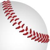Baseball closeup Royalty Free Stock Images
