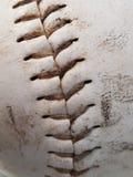 Baseball closeup stock image