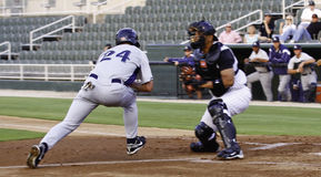 Free Baseball - Collision At The Plate! Royalty Free Stock Images - 20911349