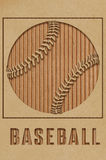 Baseball Concept Royalty Free Stock Photos