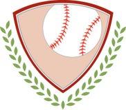 Baseball Crest Stock Photography