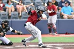 Baseball degli orsi neri di WV - prima stagione Fotografie Stock Libere da Diritti