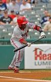 Baseball della Lega Minore - parte concavo Fotografia Stock