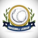 Baseball design Royalty Free Stock Photography