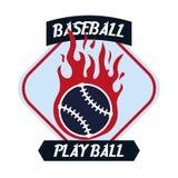 Baseball design. Baseball digital design, vector illustration 10 eps graphic Stock Photo