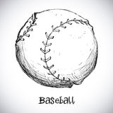 Baseball design Stock Images