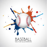 Baseball design Stock Photo