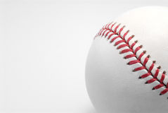 Baseball detail #2 Royalty Free Stock Photo