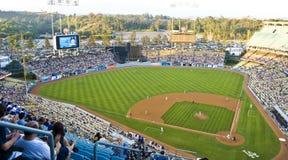 Baseball di Los Angeles Fotografie Stock Libere da Diritti