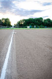 Baseball diamond Stock Photography