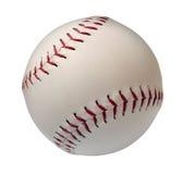 Baseball eller softball Isoltated Arkivfoton