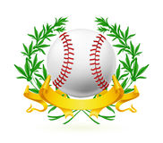 Baseball Emblem Stock Photos