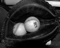 Baseball Equipment Royalty Free Stock Images