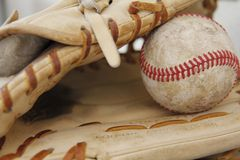 Baseball Essentials Stock Image