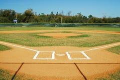 Baseball Field. Shot of an empty baseball field stock images