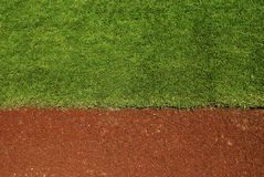 Baseball Field. With copy space Stock Photo