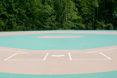 Baseball field for the disabled Stock Photography
