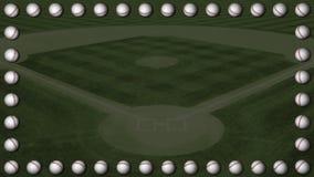 Baseball Field Marquee