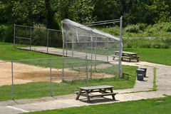 Baseball Field4 Stock Photography