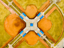 Baseball fields Royalty Free Stock Images