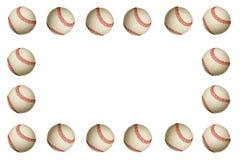 Baseball Frame Stock Photo