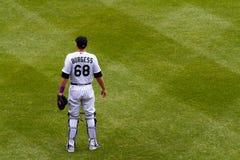 Baseball game Stock Images