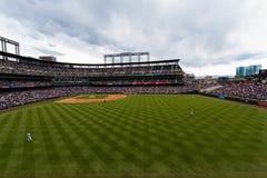 Baseball game Royalty Free Stock Photography