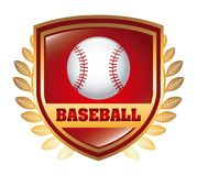 Baseball game Royalty Free Stock Images