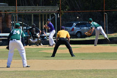 Baseball Game Stock Images